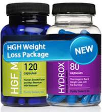 hgh weightloss package