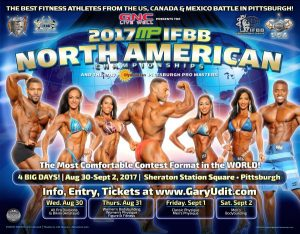 IFBB PITTSBURGH PRO MASTERS CHAMPIONSHIPS